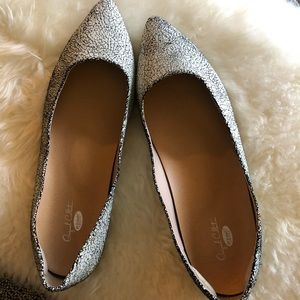 Dr. Scholls Womens Kimber Flats - Pointed Toe W10